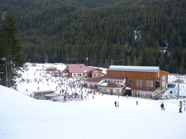 Курорт Бындеришка Поляна в Болгарии