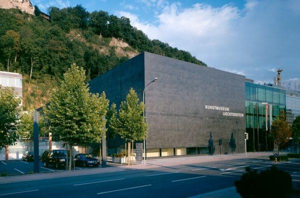 Лихтенштейнский музей искусств в Вадуце