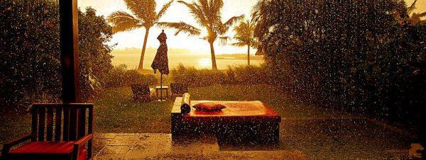 Ливень на Маврикии