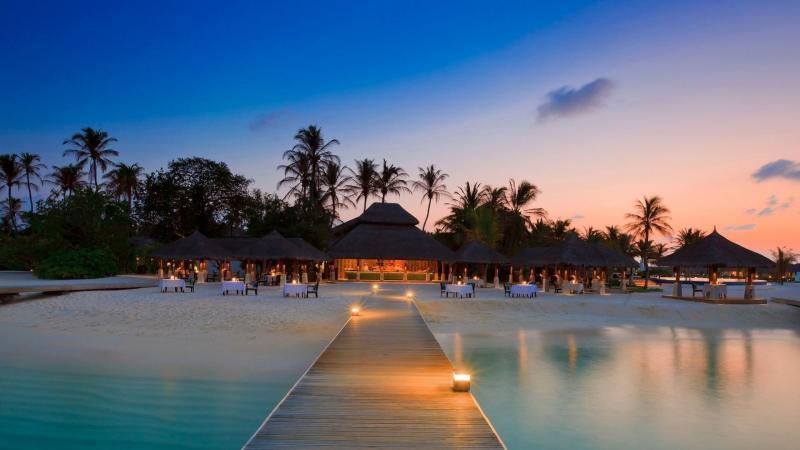 Достопримечательности и курорты Мальдив для туристов