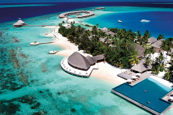 Пляжи на Мальдивах