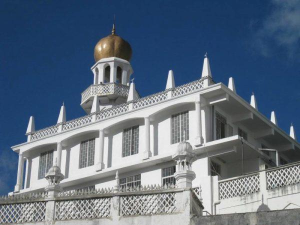 Мечеть Джаммах в Порт-Луи