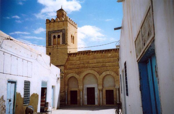 Мечеть Трёх Дверей