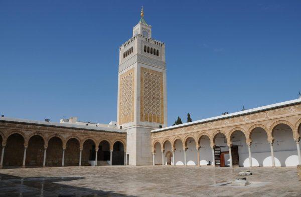 Мечеть Зитуна