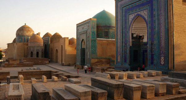 Мемориальный комплекс Шахи-Зинда