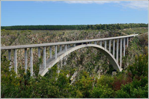 Мост в окрестностях города Найсна