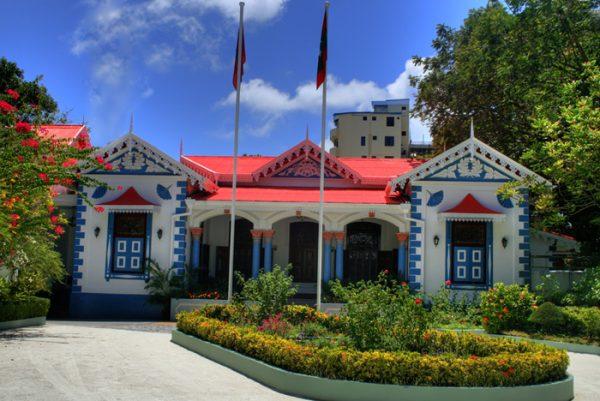 Mulee-aage Palace в Мале