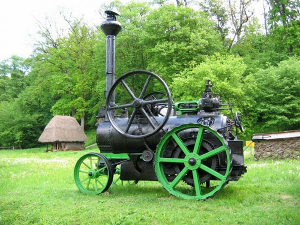 Музей локомотивов в Сибиу
