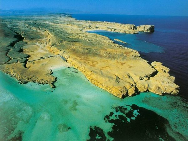 Национальный парк Рас-Мохаммед на Синае