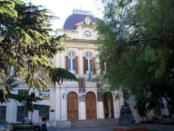 Национальный университет Ла-Платы