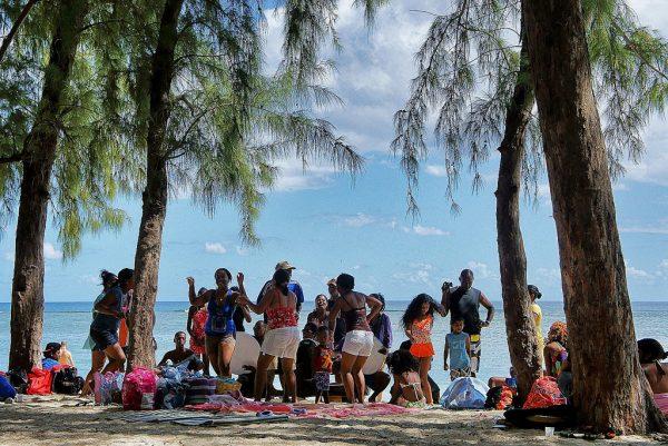 Население Маврикия
