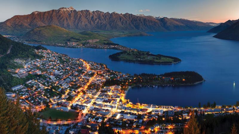 Курорты и достопримечательности Новой Зеландии для путешественников