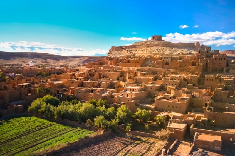 Марокко – восточное чудо для искушённого туриста