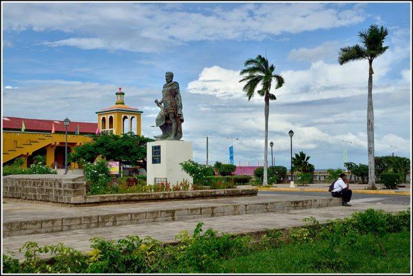 Памятник Франсиско Эрнандесу де Кордоба