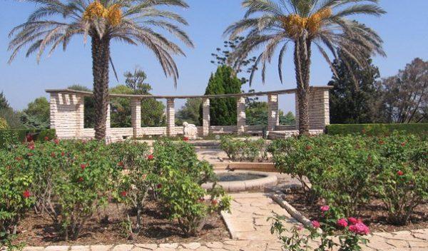 Парк Ротшильда в Тель-Авиве