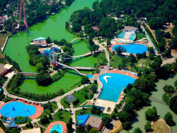 Парк Ташкент-Лэнд