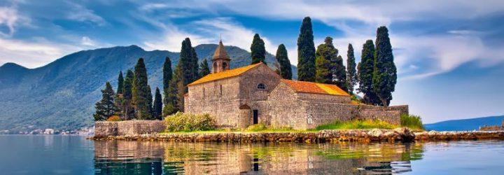 Пейзаж в Черногории
