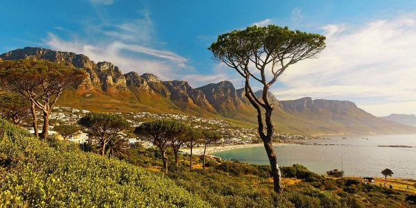 Пейзаж ЮАР