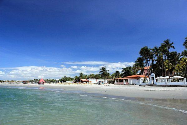 Пляж Эль Яке в Венесуэле