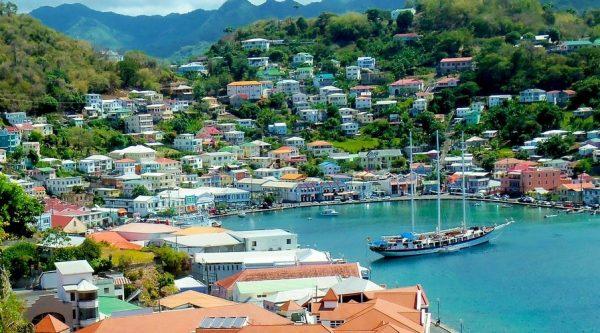 Побережье столицы Гренады
