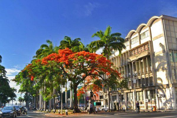 Порт-Луи — столица республики Маврикий