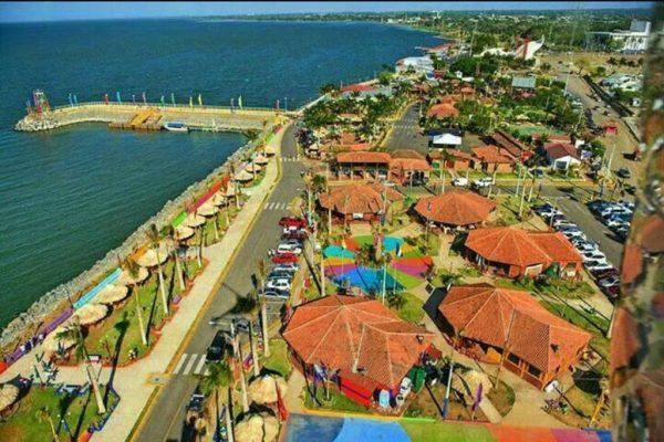 Порт Сальвадора Альенде в Манагуа
