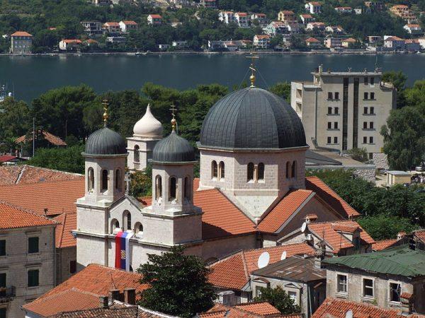 Православная церковь в Черногории