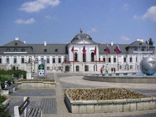 Президентский дворец в Братиславе