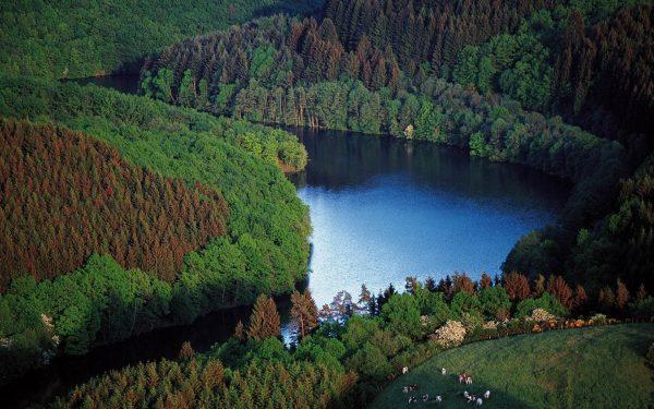 Природа Люксембурга