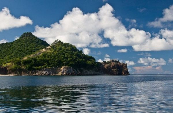Путь к острову Карриаку