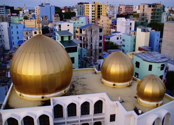 Пятничная мечеть на Мальдивах