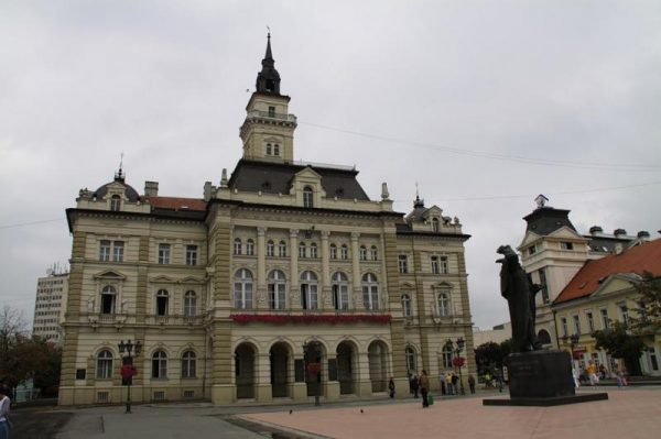 Городская ратуша Нови-Сада