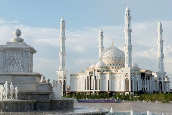 Мечеть Хазрет Султан Казахстана