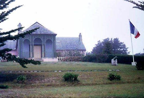 Резиденция Наполеона
