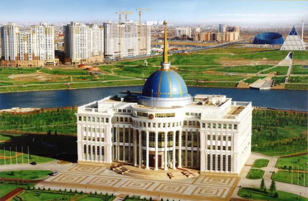 Резиденция президента Ак-Орда