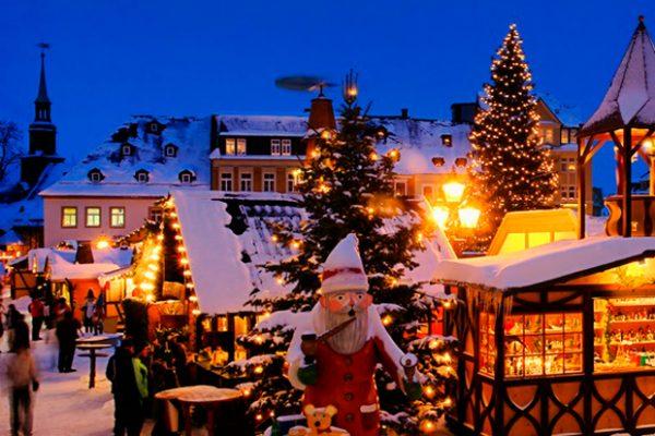 Рождество в Люксембурге