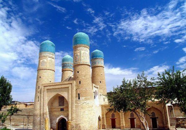 Медресе халифа Ниязкула