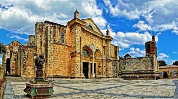 Собор Санта-Мария-ла-Менор в Санто-Доминго