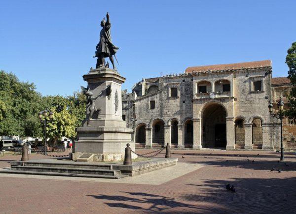 Санто-Доминго столица республики