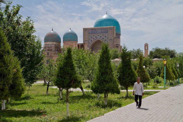 Шахрисабз — город-сад