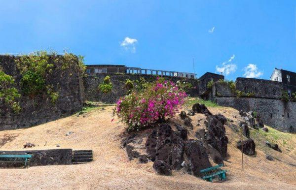 Склон у форта Фредерик