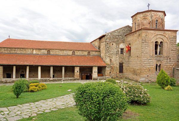 Собор св. Софии в столице Болгарии