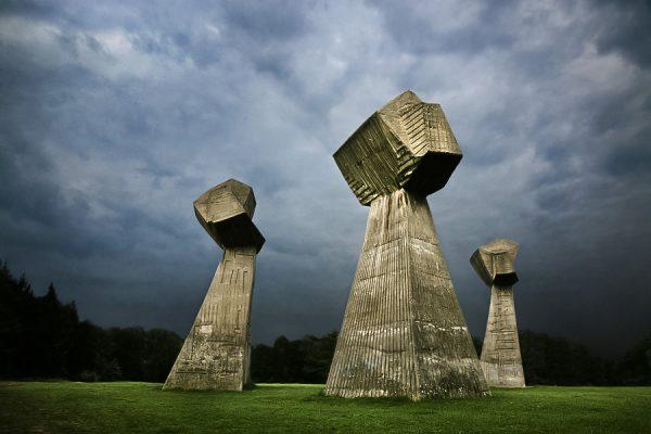Мемориальный парк Бубань
