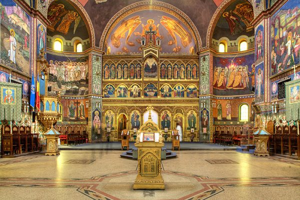 Убранство Свято-Троицкого Кафедрального собора