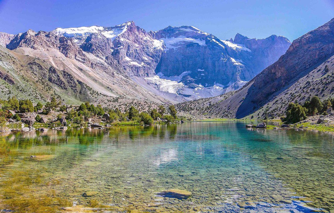 Таджикистан: страна под «крышей мира»