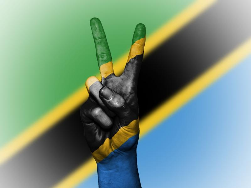 Африканские приключения в Танзании