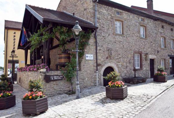 Музей фольклора и виноградарства (MuséeFolklorique et Vincole)