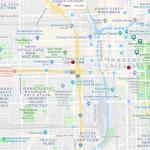Туристическая карта центра Чикаго