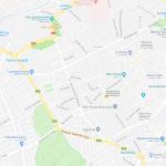 Туристическая карта города Кайруана