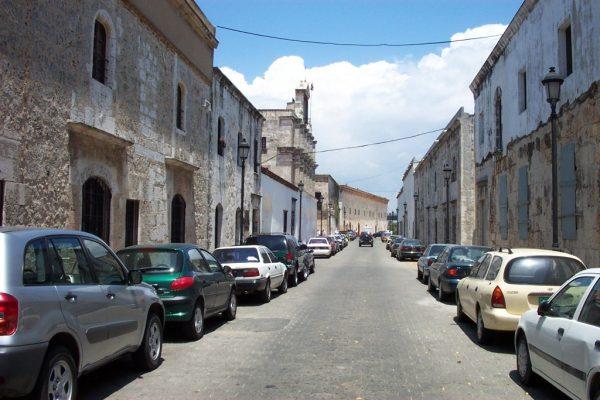 Улица Лас-Дамос в Санто-Доминго